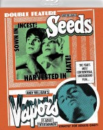 Jaquette Andy Milligan Double Feature: Seeds/Vapors