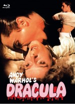 Jaquette Andy Warhol's Dracula (2-Disc Limited Edition Cover B)