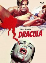 Jaquette Andy Warhol's Dracula (2-Disc Limited Edition Cover C)