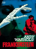 Jaquette Andy Warhol's Frankenstein (2-Disc Limited Edition Cover A)