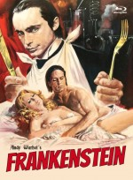 Jaquette Andy Warhol's Frankenstein (2-Disc Limited Edition Cover C)