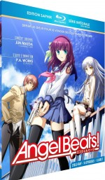 Jaquette Angel Beats ! - L'int�grale (�dition Saphir)