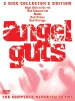 Jaquette Angel Guts EPUISE/OUT OF PRINT