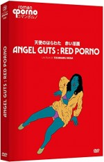 Jaquette Angel Guts : Red Porno