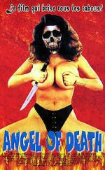 Jaquette Angel of Death EPUISE/OUT OF PRINT