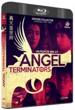 Jaquette Angel Terminators (Bluray+DVD)