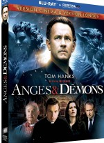Jaquette Anges & démons  [Blu-ray + Copie digitale]