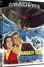 Jaquette Angriff der Riesenkralle (Blu-Ray+DVD)