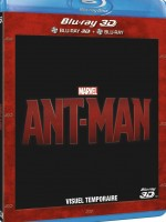 Jaquette Ant-Man (Combo Blu-ray 3D + Blu-ray 2D)