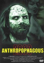 Jaquette Anthropophagous 2000