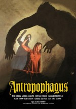 Jaquette Antropophagus : Man Eater (Special Edition)