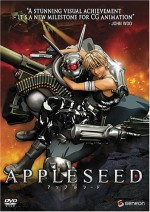Jaquette Appleseed