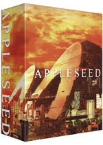 Jaquette Appleseed Edition Collector numérotée 3 dvd
