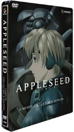Jaquette Appleseed (Limited Collector's Edition with Metal Case)