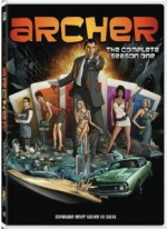 Jaquette Archer: Season 1