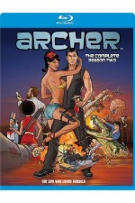 Jaquette Archer (Second Season)