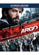 Jaquette Argo (Ultimate Edition - Blu-ray + DVD + Copie digitale)