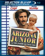 Jaquette Arizona Junior (Blu-ray + DVD)