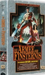 Jaquette Army Of Darkness - Cover A - Limited VHS-Edition