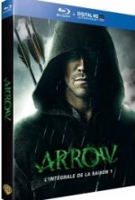 Jaquette Arrow - Saison 1