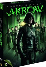 Jaquette Arrow - Saison 2