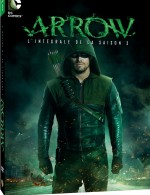 Jaquette Arrow - Saison 3