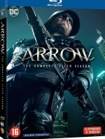 Jaquette Arrow - Saison 5