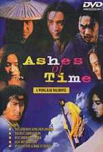 Jaquette ASHES OF TIME