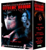 Jaquette Asian Cult Cinema: Extreme Horror Collection (Limited)