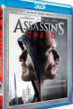 Jaquette Assassin's Creed - Combo Blu-ray 3D + Blu-ray 2D + Digital HD