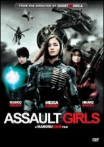 Jaquette Assault Girls