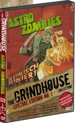 Jaquette Astro Zombies: Roboter des Grauens EPUISE/OUT OF PRINT