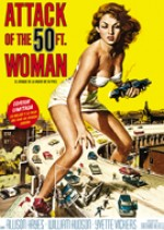 Jaquette Attack of the 50 Foot Woman EPUISE/OUT OF PRINT