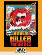 Jaquette Attack Of The Killer Tomatoes (DVD / Blu-Ray Combo)