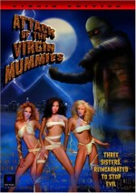 Jaquette Attack Of the Virgin Mummies