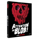 Jaquette Attention au blob !