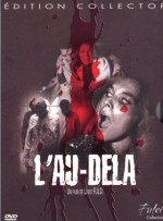 Jaquette AU-DELA, L' EDITION COLLECTOR EPUISE/OUT OF PRINT