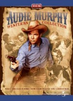 Jaquette Audie Murphy Westerns Collection