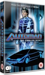 Jaquette Automan - The Complete Series
