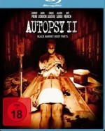 Jaquette Autopsy 2 - Black Market Body Parts