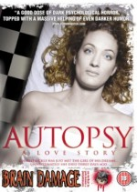 Jaquette Autopsy - A Love Story