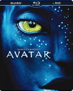 Jaquette Avatar (�dition Blu-ray + DVD)