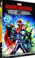 Jaquette Avengers Confidential : La Veuve Noire et Le Punisher (DVD + Copie digitale)