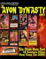 Jaquette Avon Dynasty Box Set