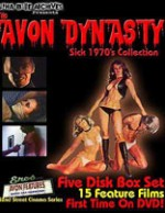 Jaquette Avon Dynasty Box Set - Sick 1970's Collection