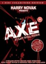 Jaquette Axe Collector's two disc Edition