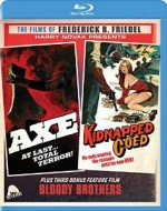 Jaquette Axe/Kidnapped Coed (Blu-ray + CD)