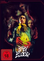 Jaquette Baby Blood (DVD)