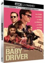Jaquette Baby Driver (4K Ultra HD + Blu-ray)