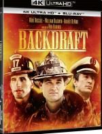 Jaquette Backdraft